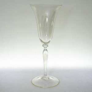 Leerdam Andries Dirk Copier Gold Iridescent Romanda Port Glass 1920s